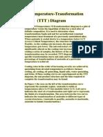TTT Diyagramı