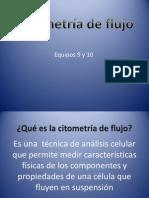 Citometría de flujo 2