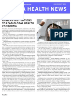 Africa Health News July-Aug 2009 FINAL