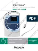 Products PDFs NeuroCriticalCare Camino Brochure