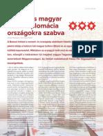 Egységes magyar kultúrdiplomácia országokra szabva