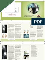 IACP clinic Arthroplasty Brochure