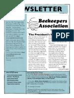 BANV Newsletter - October 2013