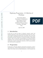 Exploring progresions a collection of problems.pdf