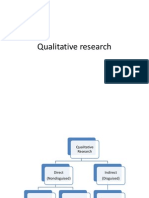 Qualitative Rsrch