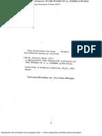 Dussek Dissertation