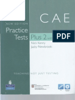CAE Practice Tests Plus2 New Ed