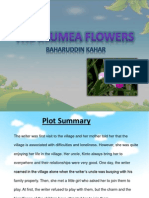 The Blumea Flowers