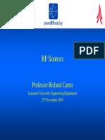 RF sources