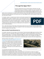 The Al-Aqsa Mosque Through the Ages_ Part 1