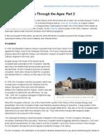 The Al-Aqsa Mosque Through the Ages_ Part 2