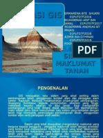 Sistem Maklumat Tanah GIS