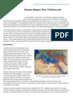 The Decline of the Ottoman Empire_ Part 1 Politics and Economics