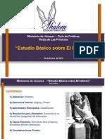Shalom - Estudio Sobre El Infierno 04012013