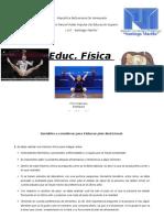 Educacion Fisica Cuadro Comparativo Francisco Rodriguez