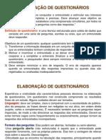 PM - CAP 5 - QUESTIONÁRIO