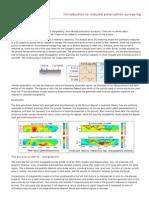 Introduction to Induced Polarization Surveying