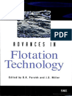 Advances in Flotation Technology