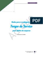 90407281 Adduo Guia de Contagem de Tempo de Servico Para Efeitos de Concurso Em Abril 2012