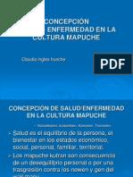 CONCEPCIÓN SALUD-ENFERMEDAD MAPUCHE