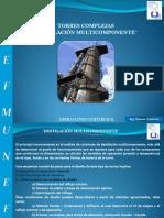 Destilación multicomponente (1)