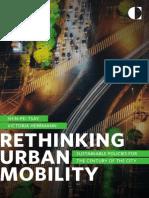 Rethinking Urban Mobility