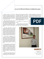Reportaje Madeco