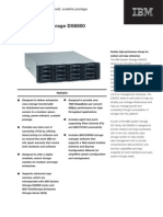IBM System Storage DS6800 Datasheet