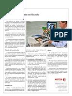 Reportaje Xerox