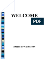 Basics of Vibration