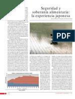 Seguridad y Soberania Alimentaria La Experiencia Japonesa