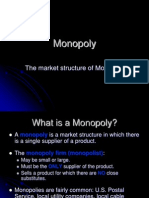 Monopoly Mkt