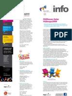 FGDexpo2009 Newsletter
