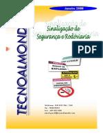 catalogo de sinalização