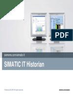 SIMATIC IT Historian Pres