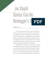 119944351 Heidegger and Nazism
