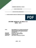 Caratula Informe Abril