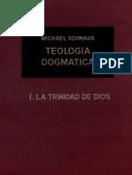 Schmaus Michael La Trinidad de Dios