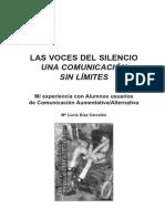 Las VOCES DEL SILENCIO UNA COMUNICACIÓN SIN LÍMITES