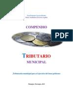 Compendio Tributario Municipal Marzo 2013