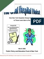 The Great Hospital Heist