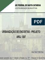 UrbanizacaodeEncostas-Projeto2Parte