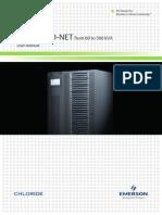 chloride 80-net ups manual