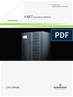 chloride 80-net ups manual