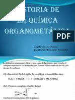 Historia de la Química Organometálica