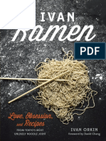 Ivan Ramen by Ivan Orkin with Chris Ying - Recipes