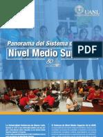 Estudios Nivel Medio Superior UANL