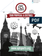 EPL Sports SDFC - England 2014