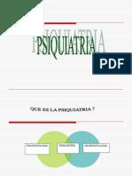 PSIQUIATRIA DOCENCIA
