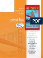 ISHRS 21st Abstract Book 2013 SanFran Dr Alan Bauman Final